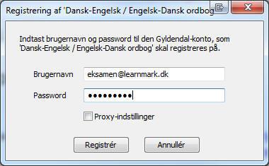 gyldendals ordbog dansk engelsk